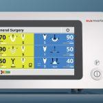 diatermia chirurgiczna Maxium Smart C - panel prawy