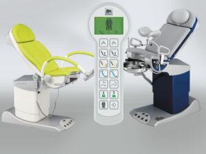 fotel ginekologiczny medi-matic sterowanie