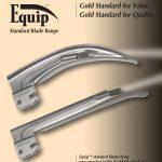 Laryngoskopy Equip - łyżki