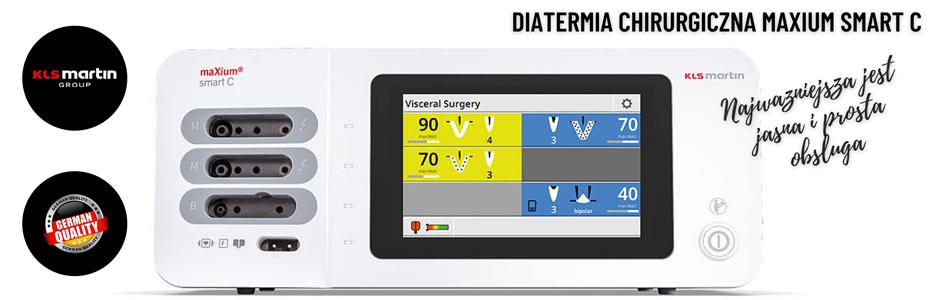 Diatermia Maxium Smart C