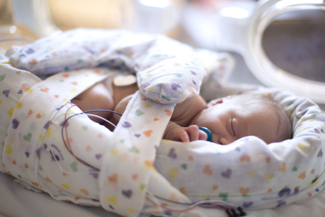 Woreczek do pozycjonowania noworodka