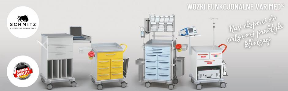 Wózki funkcjonalne Varimed