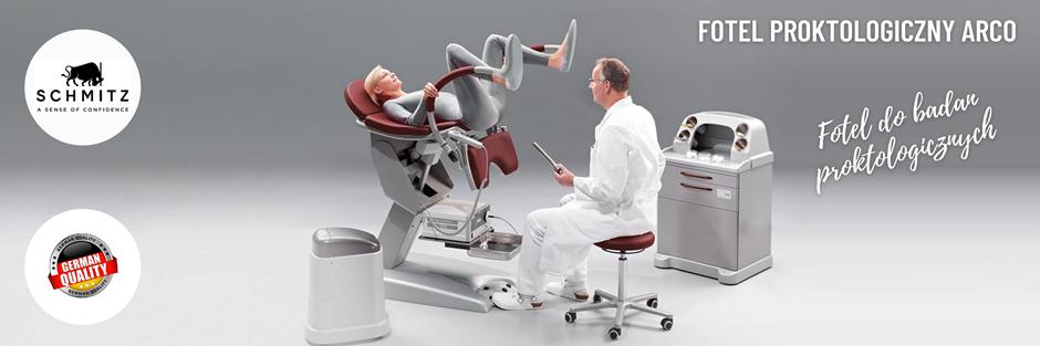 Fotel proktologiczny