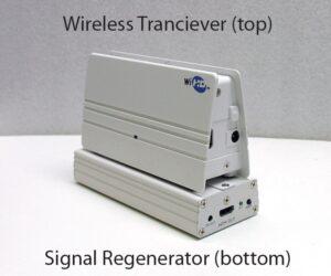 WIS1001 skaler bezprzewodowego sygnału