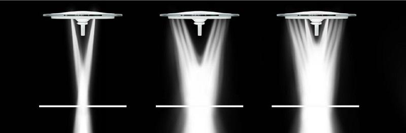bezcieniowość lamp operacyjnych Marled X