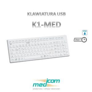 klawiatura medyczna K1-MED